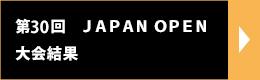 2017年JAPAN OPEN結果