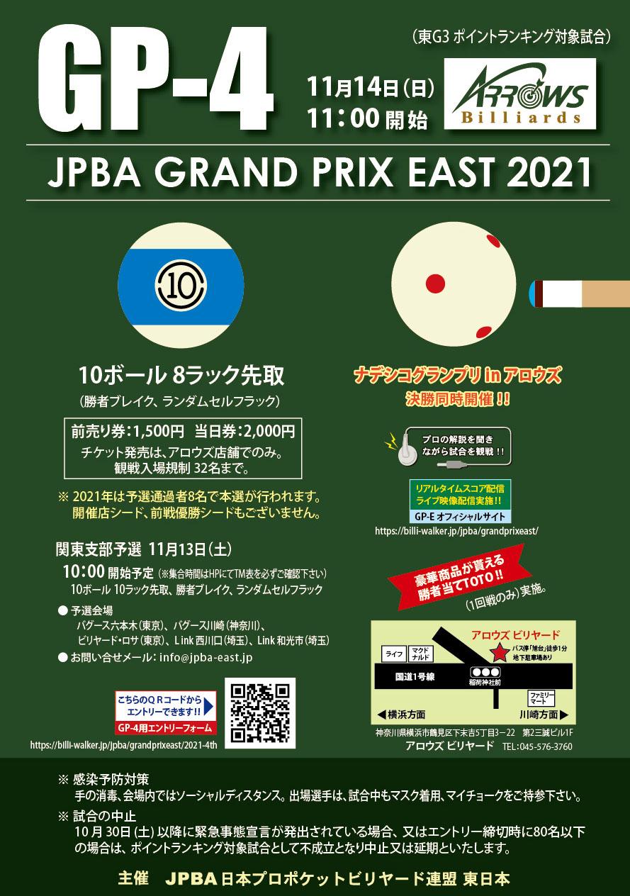 Grand Prix East